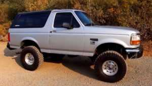 Razones por las que todos aman las Ford Bronco
