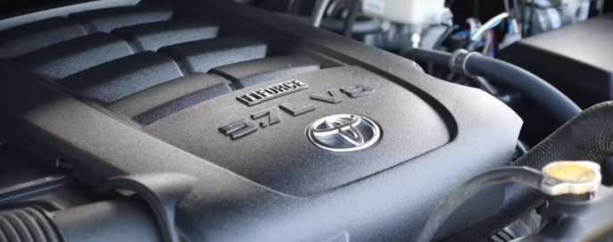 Motor 5.7 L V8