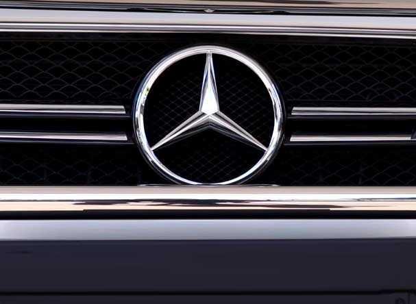 Mercedes Benz 4×4