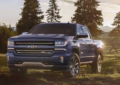 Chevrolet Silverado 2018 1500