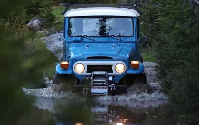Toyota Fj40: Conoce un rústico histórico
