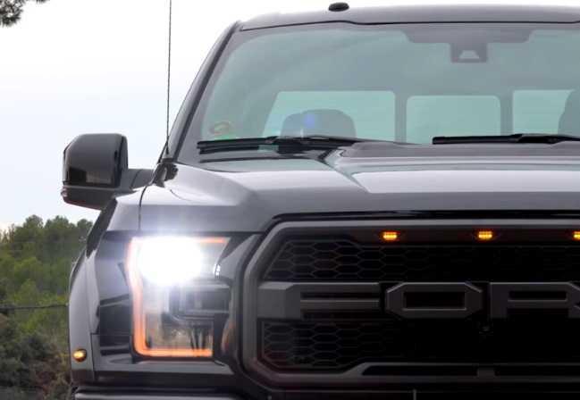 Camionetas Ford F-150 Raptor