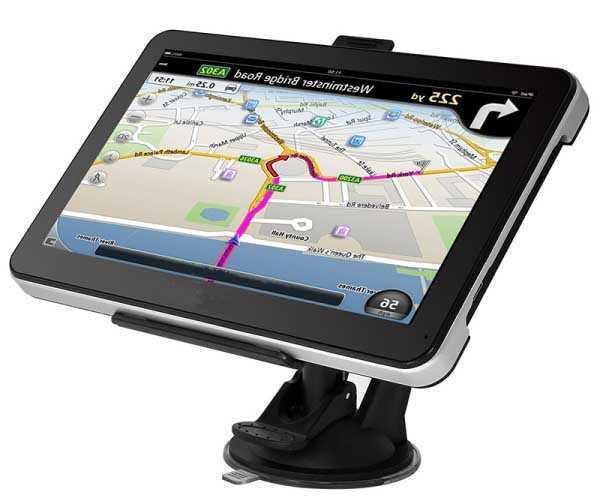 accesorios para camionetas 4x4   Navegador GPS