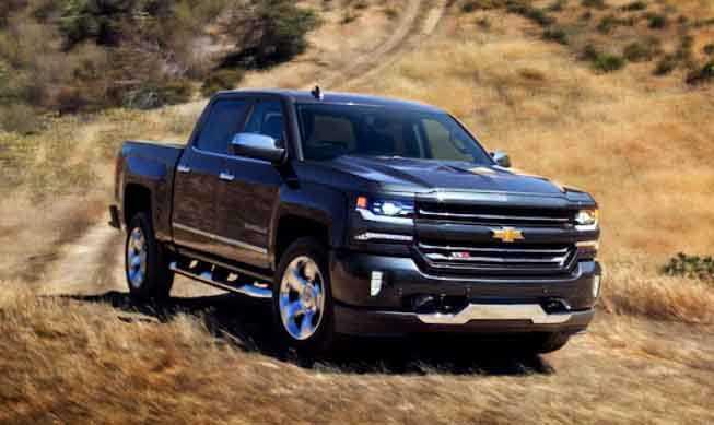 Chevrolet Silverado 2018: Todo lo que debes saber