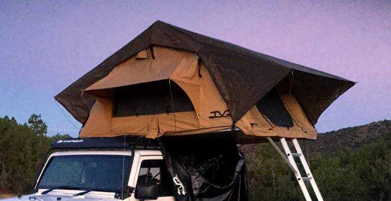 accesorios para camionetas 4x4 Tienda de techo