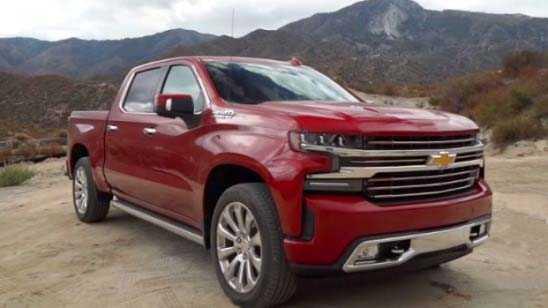 Chevrolet Silverado 2019 ¿La mejor camioneta?