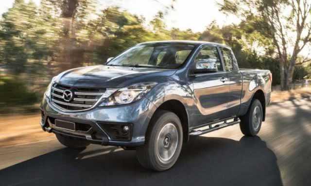 2020-Mazda-BT-50- mejores camionetas-4x4