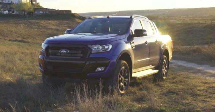 mejores camionetas 4x4 ford ranger