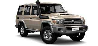 Toyota machito Land Cruiser