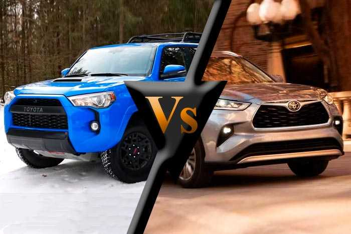 4runner-vs-highlander