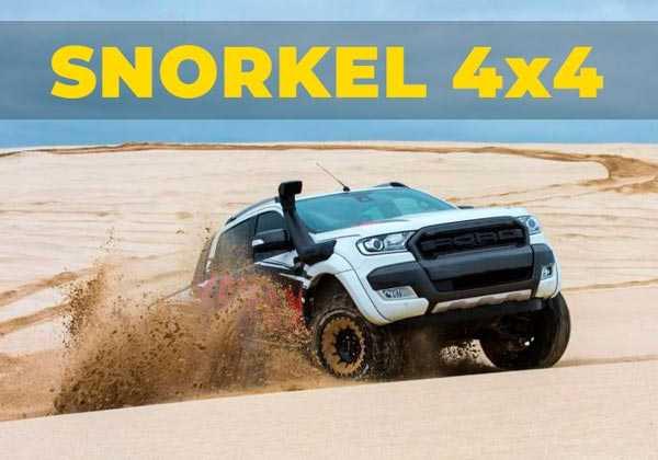 Snorkel-4x4
