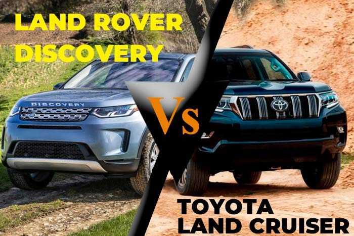 Land Cruiser vs Land Rover Discovery