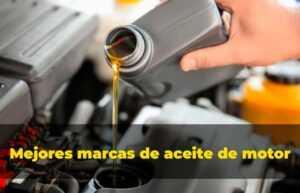 mejores marcas de aceite de motor