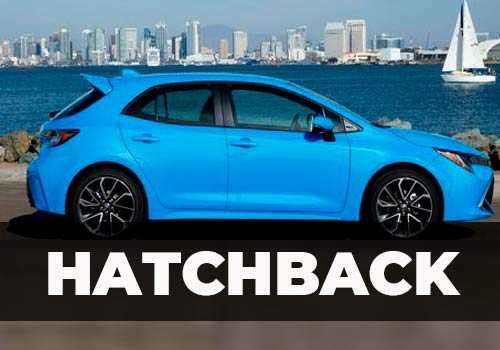 hatchback que es