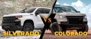 Silverado vs Colorado