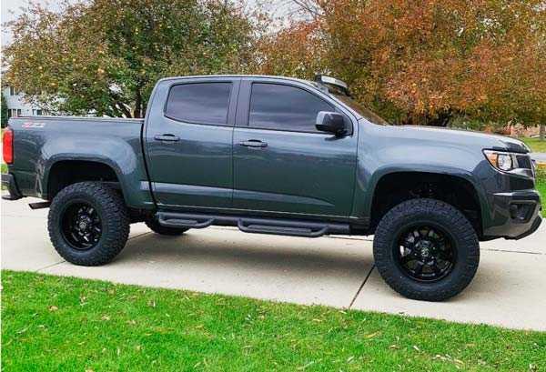 body lift 4x4 camioneta qué es