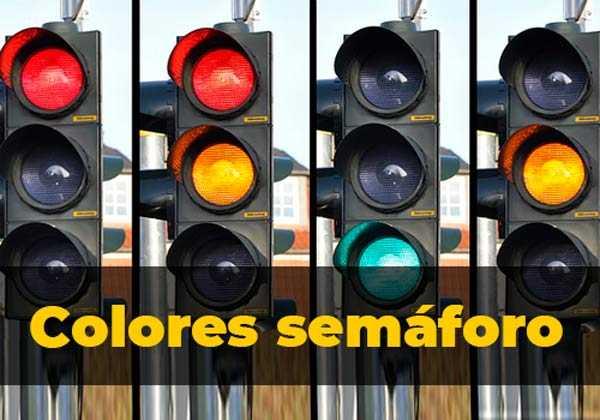 Colores del semáforo y su origen