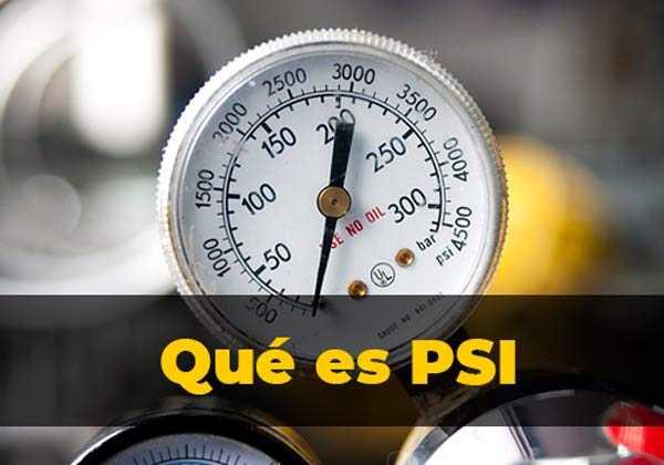 Qué es PSI