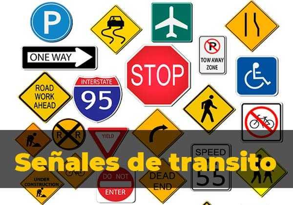 Señales de tránsito más importantes: todo lo que debes saber
